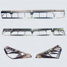 Right Aileron Assembly - Round Tip - FAA/PMA approved