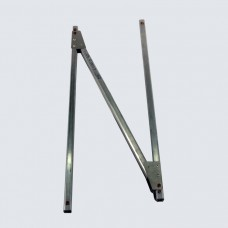 N Brace Strut Diagonal Left - FAA/PMA Approved